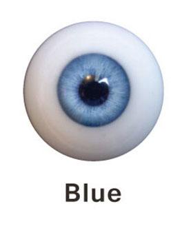 Barva očí Irontech Doll - modrá