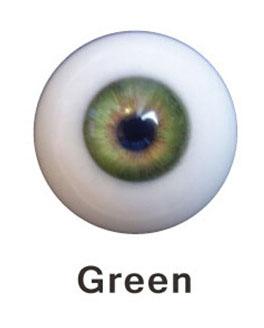 Irontech doll barva očí - zelená